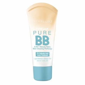 Maybelline Dream Pure BB 8-in-1 Beauty Balm Skin Clearing Perfector