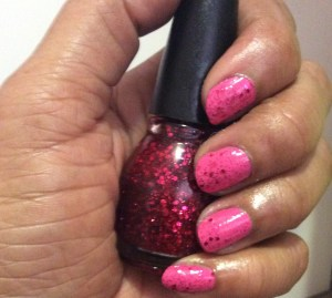 Sinful Colors decadant swatch