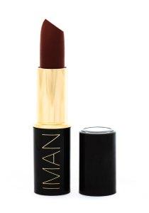 IMAN Luxury Lipstick_Mahogany