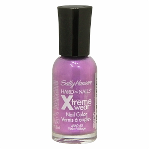 Sally Hansen Hard as Nails Xtreme Wear Nail Color Violet Voltage