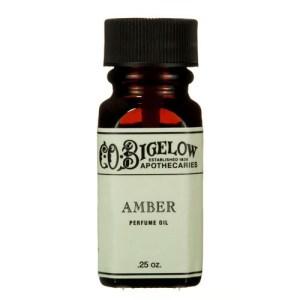 CO Bigelow Perfume Oil Amber