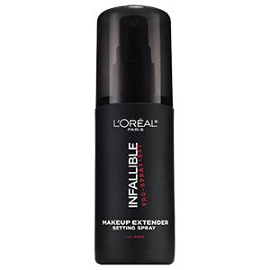 L'Oréal Paris Infallible Pro-Spray & Set Makeup Extender Setting Spray