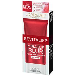 L'Oréal Paris RevitaLift Miracle Blur Oil-Free