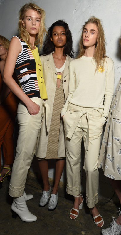 NARS Opening Ceremony SS16 Fashion Look
