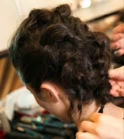 rachel comey backstage beauty hair