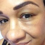 essence Eyebrow Designer Pencil after