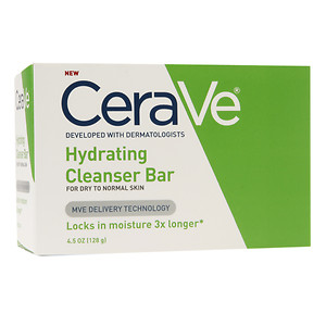 CeraVe Hydrating Cleansing Bar