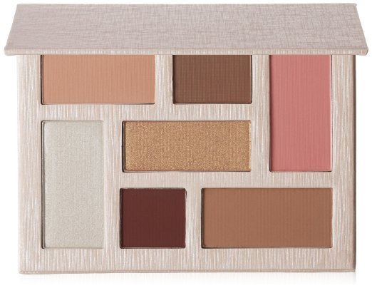 LORAC Limited Edition Pink Champagne Eye Shadow Cheek Palette Amazon exclusive