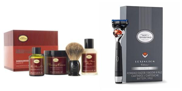 The Art of Shaving Lexington Power Gift Set