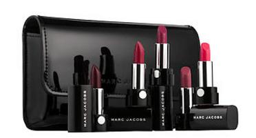 The Marc Jacobs Beauty The Sofia – Five Petites Le Marc Lip Crème Collection