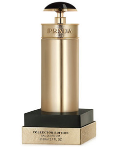 Prada Candy Gold Collector Eau de Parfum, 2.7 oz - Limited Edition