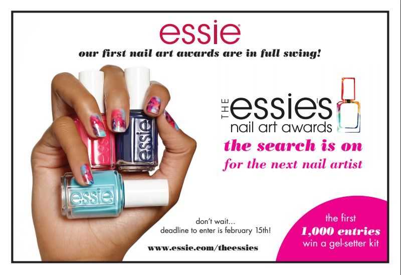 essie nail art awards 3