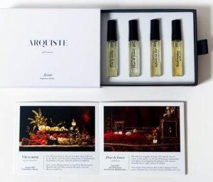 ARQUISTE travel kit