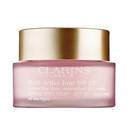 Clarins Multi-Active Day Cream SPF 20 - All Skin Types
