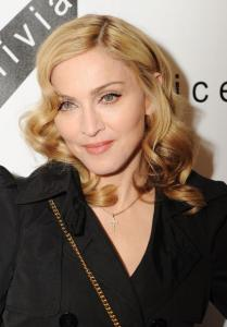 Madonna April 28, 2010 Getty Images