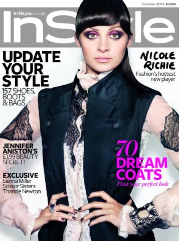 Nicole Ritchie InStyle UK