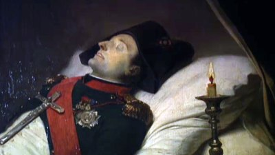 Was Napoleon Murdered by his Wallpaper?