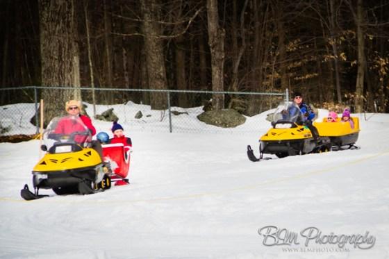 Don Weiss & John Beckta Giving Rides