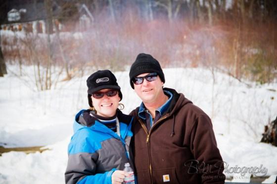 Kate & Dan Albert