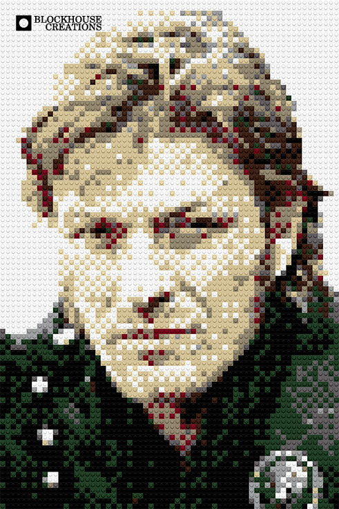 100 Days of Mosaics – Day 23 – Sean Bean