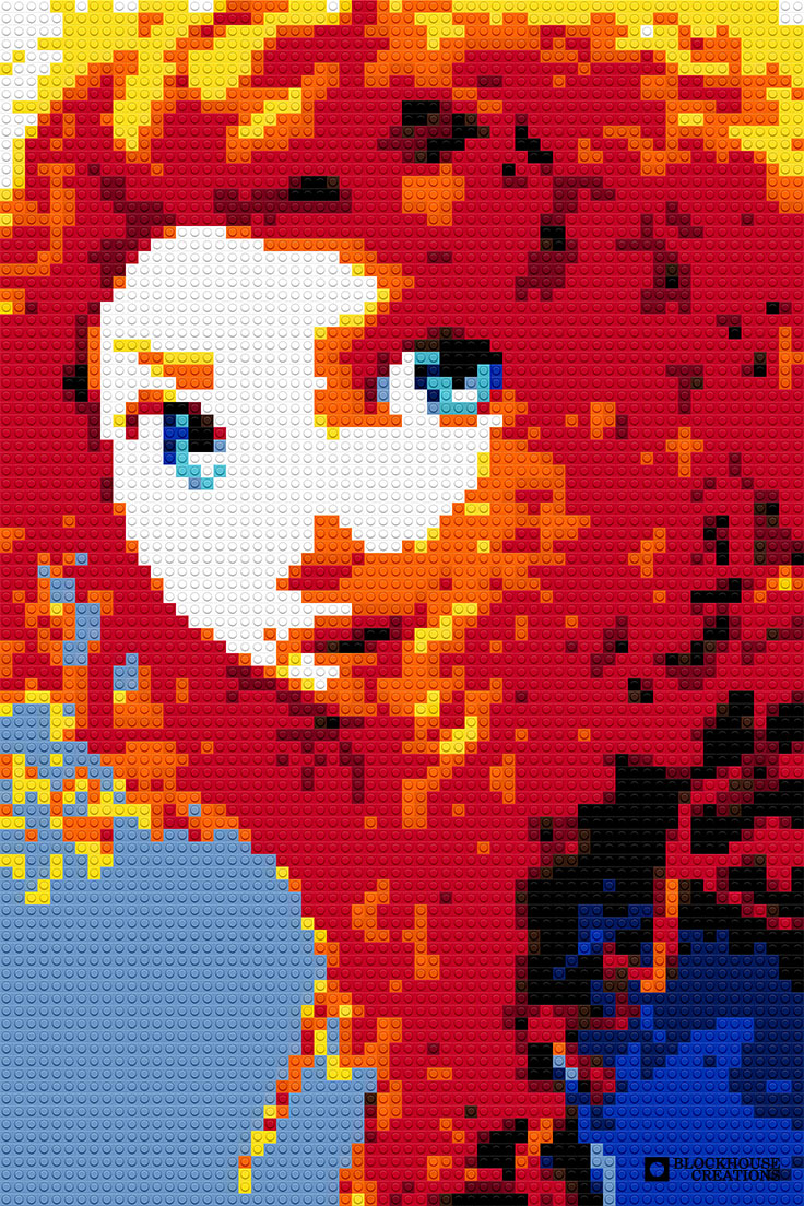 100 Days of Mosaics – Day 48 – Merida