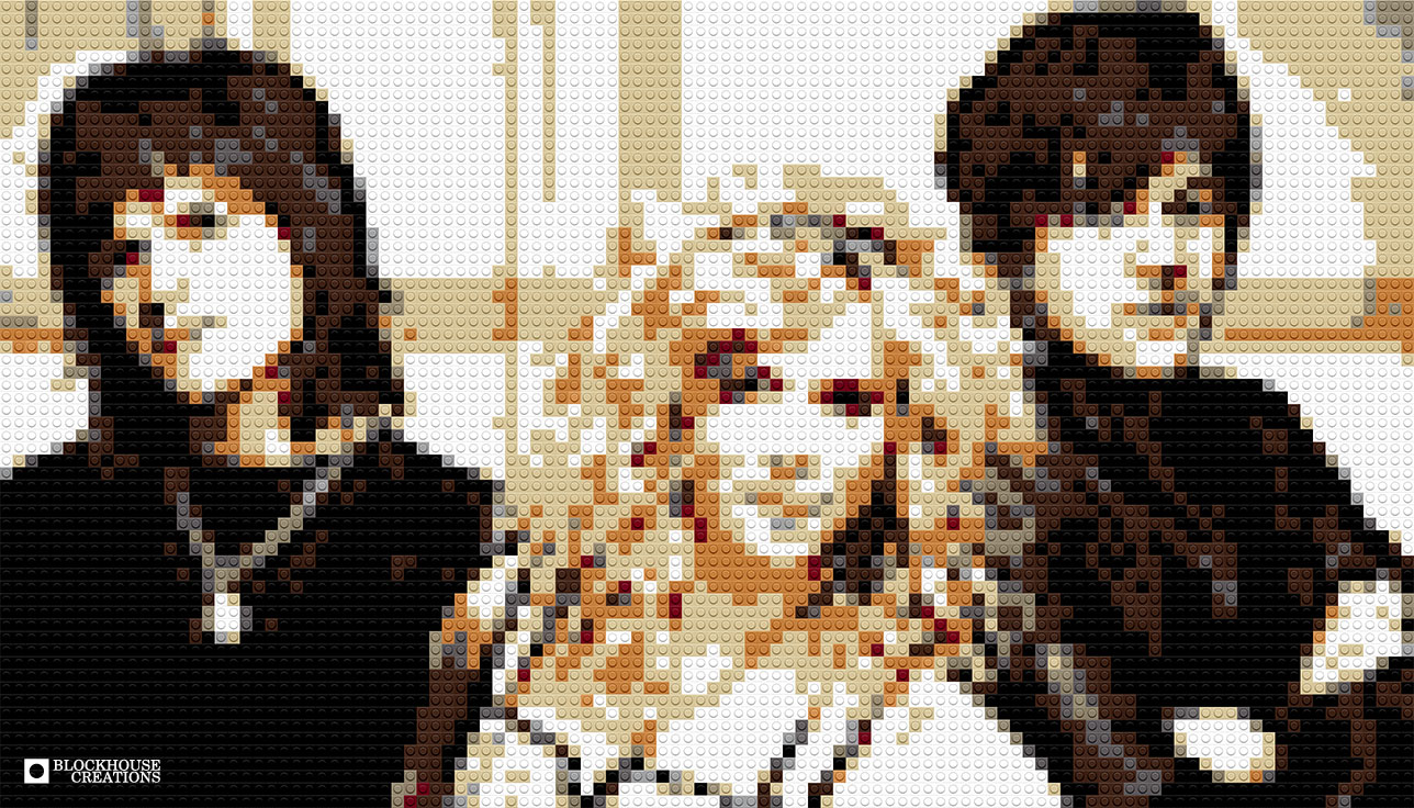 100 Days of Mosaics – Day 53 – The Band Perry