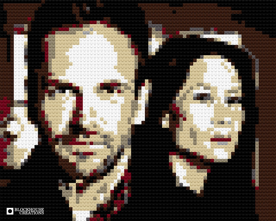 100 Days of Mosaics – Day 60 – Elementary