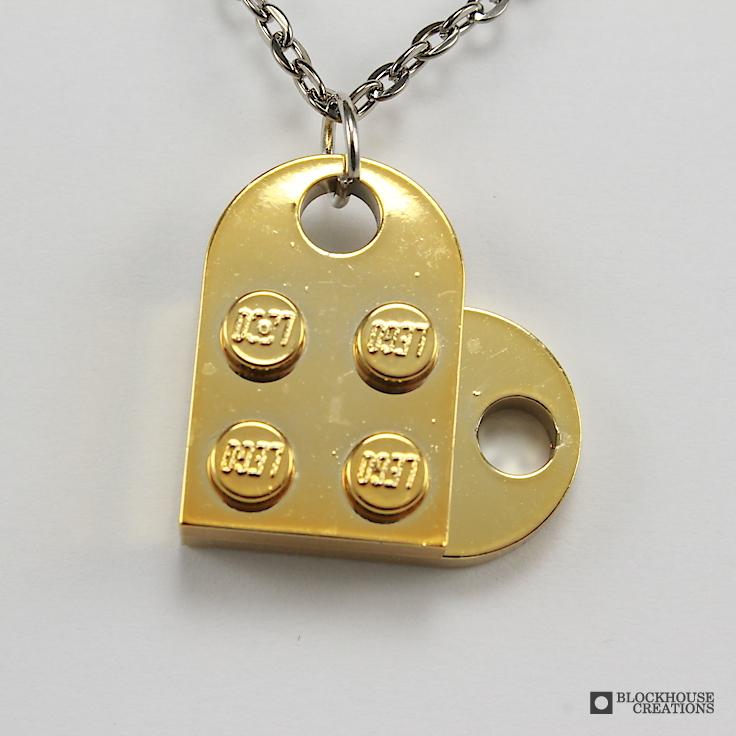 """Chrome Heart """"L"""" Necklace"""