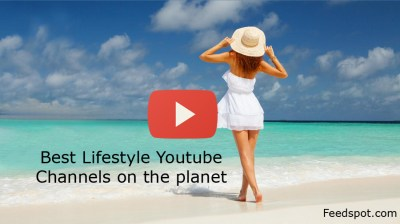 Top 100 Lifestyle YouTube Channels for Fashion, Beauty ...
