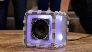 Speaker cube : l'enceinte Bose en kit à monter soi-même