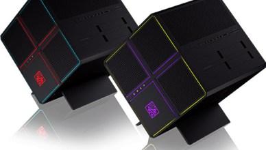Omen X Desktop, le pc gaming de HP au format cubique