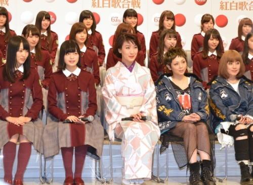 【紅白】出場歌手決定 KinKi、宇多田、欅坂ら初出場10組