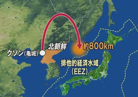 北朝鮮 金正恩 ミサイル 核 挑発 ロフテッド軌道