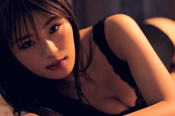 渋谷凪咲 NMB48のニコニコ姫の大人の姿。