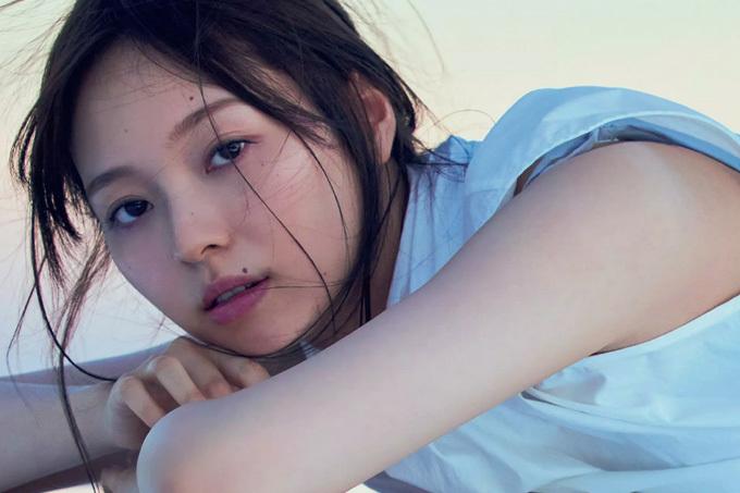 梅澤美波 モデルとしても活躍する綺麗なお姉さん。