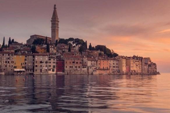 クロアチアの町並みが綺麗すぎる件