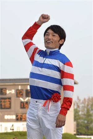 【競馬】 後藤浩輝騎手がJRA通算1400勝達成!史上18人目、現役10人目 これまでにJRA重賞52勝・JRAG1・5勝