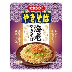 まるか食品 「ペヤング 海老やきそば」新発売
