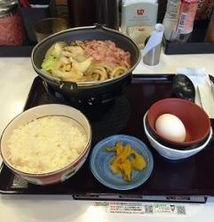 【速報】すき家、懲りずに「牛すき鍋」復活