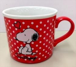 USJで販売されたスヌーピーの中国製マグカップ、熱湯で底抜ける恐れ