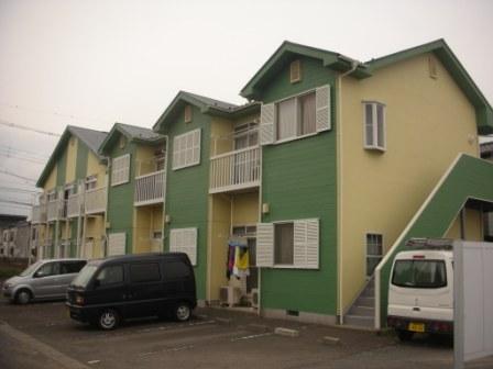 綾瀬市 外壁塗装 全体写真