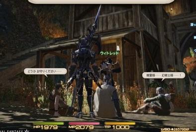 『ファイナルファンタジーXIV:新生エオルゼア』 PS3版のスクリーンショットを公開!! グラが…ショボイ…