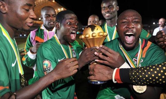 【サッカー】アフリカ最強はナイジェリアに決定!コンフェデ出場チームが出揃う 日本と戦う可能性は…