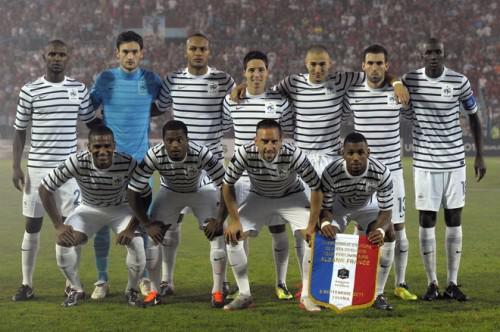 【サッカー】日本代表VSフランス代表 フランス紙がスタメン予想を発表