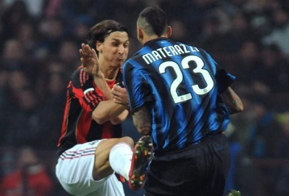 マテラッツィが元同僚イブラヒモビッチに苦言、「チームメートが苦しんでいる時は助けなければ」