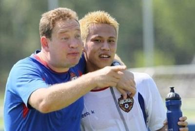 本田圭佑、今冬CSKA残留へ スルツキ監督明言「夏の移籍はあり得る」