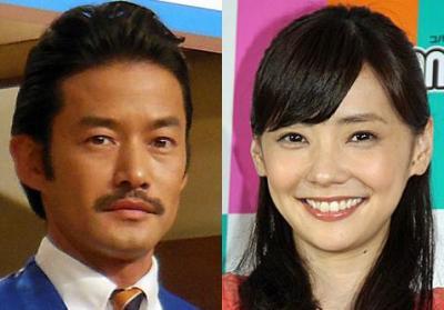 俳優・竹野内豊(43)が女性と熱愛 … 17歳年下の倉科カナ(26)と所属事務所を通じたコメントで「親しくさせていただいております」と交際宣言