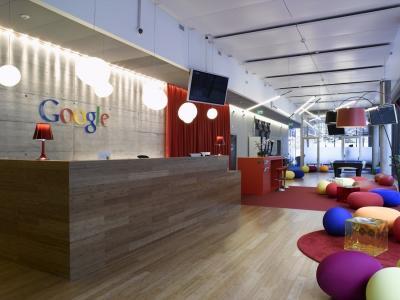 【画像あり】色んな企業の変わったオフィスを見るスレ