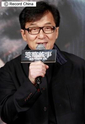 ジャッキー・チェン「僕は半分、韓国人だ」