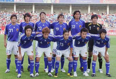パチスロ サッカー日本代表